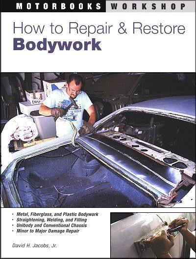 How To Repair and Restore Bodywork