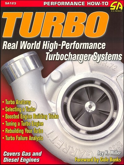 Turbo: Real World High-Performance Turbocharger Systems - Covers Gas and Diesel Engines