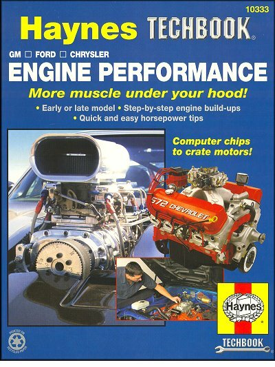 GM, Ford, Chrysler Engine Performance