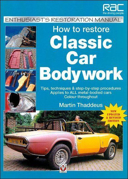 How To Restore Classic Car Bodywork