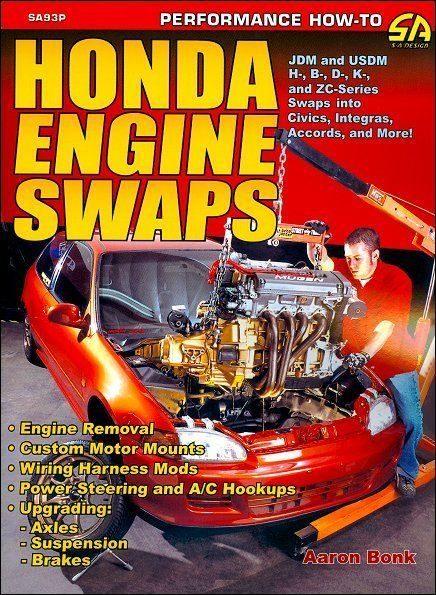 Honda Engine Swaps: Civics, Integras, Accords