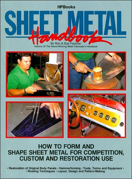 Sheet Metal Handbook: How To Form and Shape Sheet Metal
