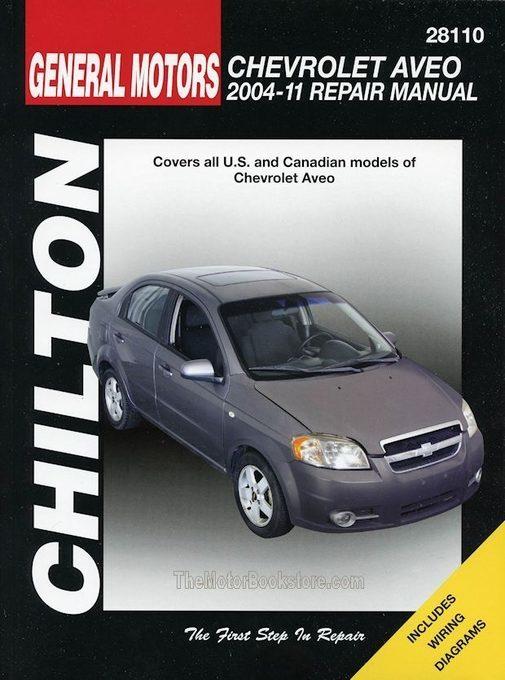 Chevrolet Aveo Repair Manual: 2004-2011