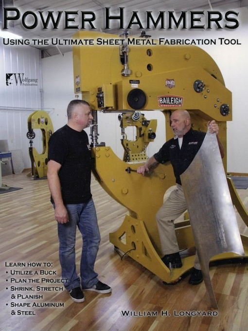 Power Hammers: Sheet Metal Fabrication Tool
