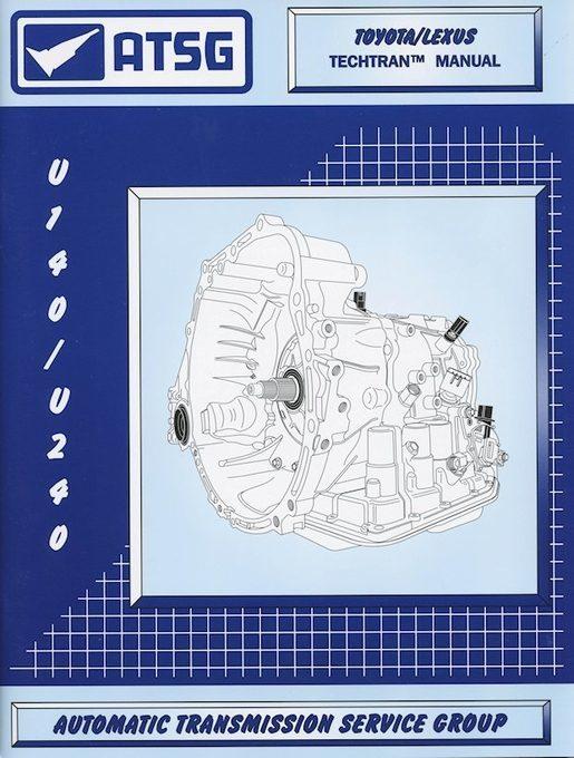 Toyota / Lexus Transmission Repair Manual: 1998-2014