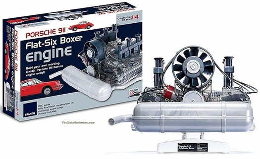 Porsche 911 Boxer Engine Model by Haynes