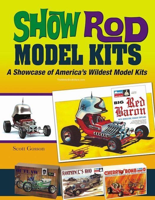 Show Rod Model Kits Showcase