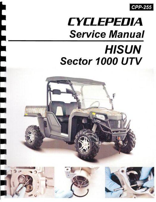 Hisun Sector 1000 UTV Service Manual
