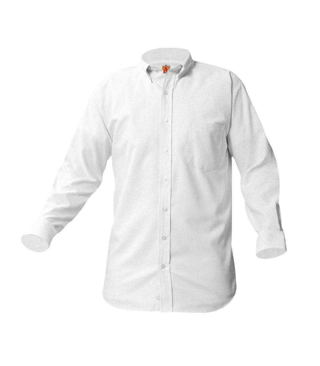 Boy S Long Sleeve Oxford Shirt
