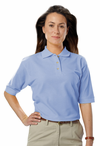 Ladies Waitstaff Teflon Protected Poly Cotton Polo Shirt