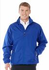 Men's Waterproof Valet Hooded Rain Jacket