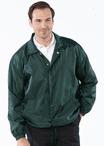 Unisex Snap Closure Polyester Shell Valet Jacket
