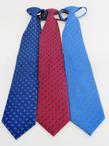 Server Neat Zipper Tie