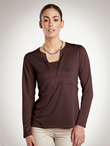 Ladies Fitted Nightclub Blouse (Discontinued may NOT be returned or exchanged)