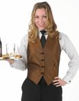 Ladies Banquet Elegant Print Apex Vest