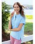 Ladies Stretch Spa Polo Shirt