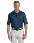 Men's Moisture Wicking Poly Pima Cotton Waiter Polo Shirt