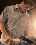 Men's Industrial Work Wear Maintenance Shirt
