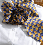 Signature Silk Shadows Mens Ties & Ladies Scarves