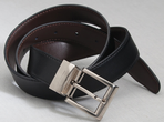 Server Reversible Leather Belt