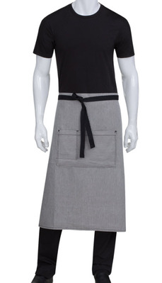 Denim Server Two Pocket Full Bistro Apron