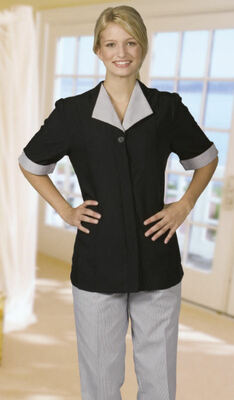 Ladies Spun Polyester Tunic (Discontinued - may NOT be returned)