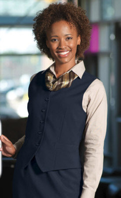 Ladies Server Vests