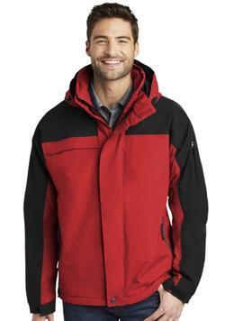 Heavyweight Waterproof Wind-Resistant Jacket