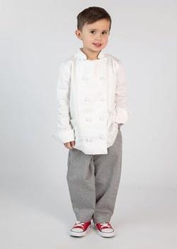 Kids Chef Pant