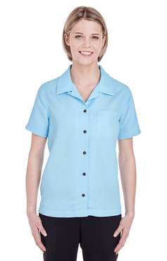 Ladies Restaurant Camp Shirt