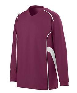 Unisex Long Sleeve Warm-Up Basketball Jersey
