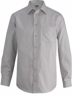 Men's Hotel Extreme No-Iron Herringbone Shirt (Currently Unavailable)