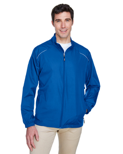 Men's Reflective Valet Unlined Lightweight Jacket