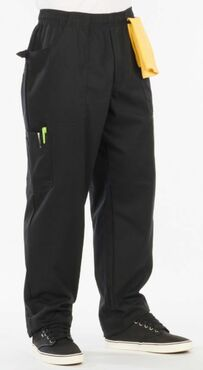 Unisex Poly Cotton Cargo Chef Pant