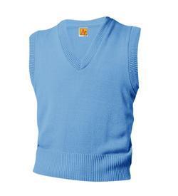 Unisex V-Neck School Uniform Vest