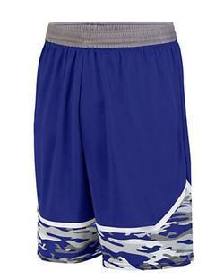 Unisex Youth/Adult Camo Basketball Shorts
