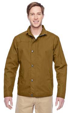 Doorman Water Resistant Canvas Jacket