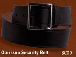Garrison Security Belt