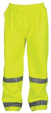 Hi-Visibility Waterproof Safety Pants