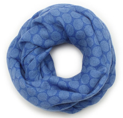 Hotel Front Desk Circles Infinity Scarf