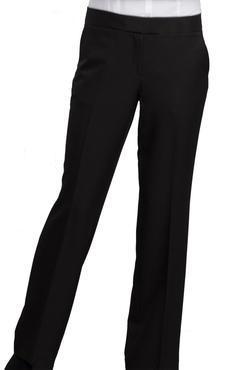 Ladies Extreme Washable Hotel Flat Front Pant
