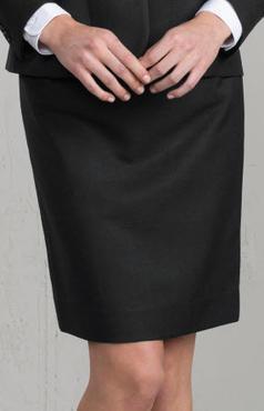 Ladies Extreme Washable Hotel Straight Dress Skirt