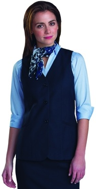 Ladies Extreme Washable Hotel Tunic Vest