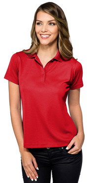 Ladies Hotel Restaurant Moisture Wicking Polo Shirt