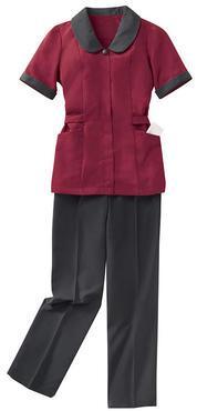 Ladies Microfiber Housekeeping Pull-On Pant