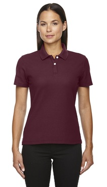 Ladies Moisture Wicking Cotton Waitstaff Polo Shirts