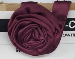 Ladies Rosette Tie