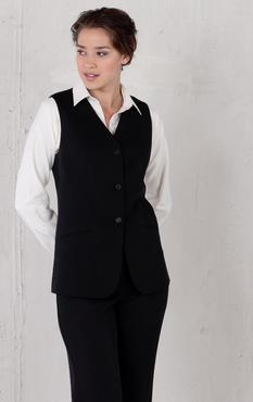 Ladies Hotel Stretch Tunic Vest