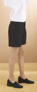 Ladies Tuxedo Short