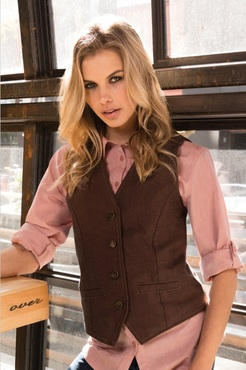 Ladies Urban Server Vest